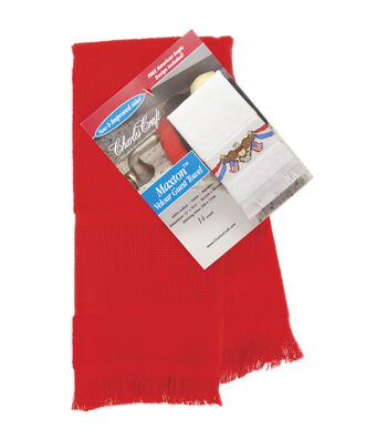 Seafoam Maxton Guest Towel
