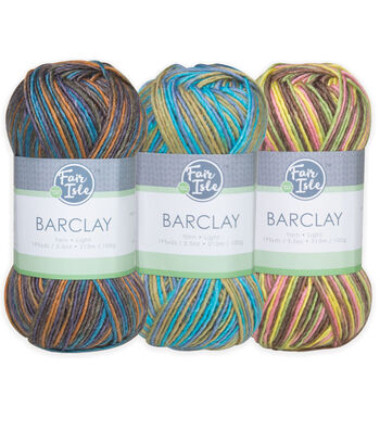 Fair Isle Barclay Yarn