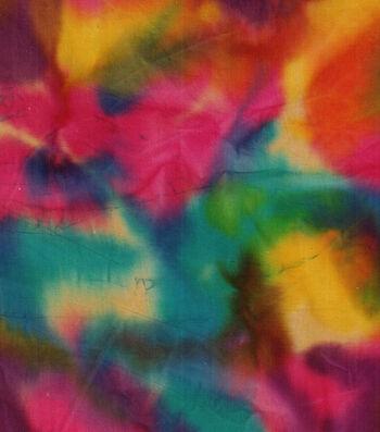 """Legacy Studio™ Batik Fabric 44""""-Rainbow Tonal"""
