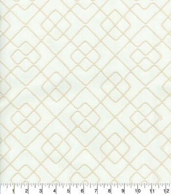 Ellen DeGeneres Embroidery Fabric 54''-Gentilly Embroidery Parchment