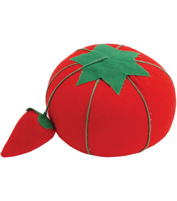 Dritz-Tomato Pin Cushion-With Emery Strawberry