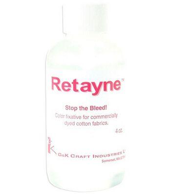 Retayne Color Fixative Solution-4 Ounce