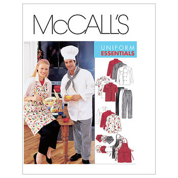 McCall's Patterns M2233 Adult Uniforms-Size L