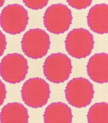"Waverly Upholstery Fabric 55""-Circling Rose Hip"