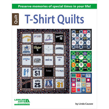 Leisure Arts-T-Shirt Quilts