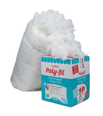 Poly-fil® Fiber 10 Lb Box
