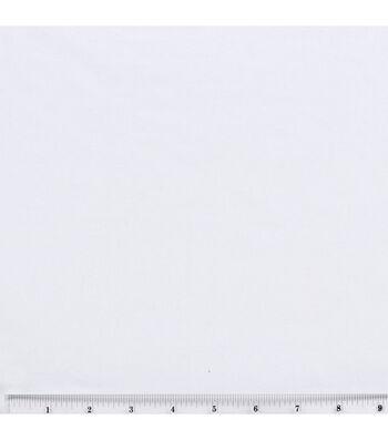 Cotton & Spandex Fabric 62''-Solid