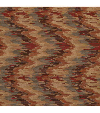 "Crypton Upholstery Fabric 54""-Aumont Way Deep Red"