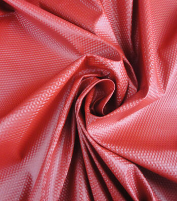 "Cosplay by Yaya Han Carbon Fiber Fabric 58""-Red"