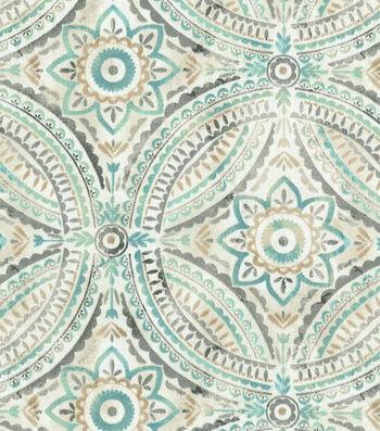 "Kelly Ripa Upholstery Fabric 54""-Blissfullness Spa"