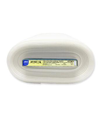 "Pellon® FF78F1 Flex-Foam™ 1-Sided Fusible Interfacing, 20"" x 10 yard board"