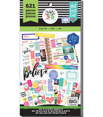 Create 365 The Happy Planner™ Value Pack-Faith