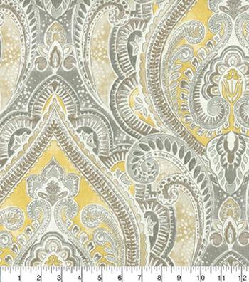 "Kelly Ripa Home Upholstery Fabric 54""-Pretty Witty Sundance"