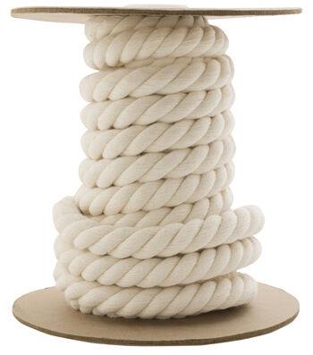 Twist Rope Natural 15 Yd