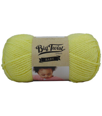 Big Twist™ Collection Baby Yarn