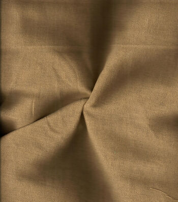 "Tobacco Utility Fabric 54""-Tan"