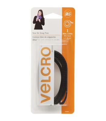 VELCRO® Brand 0.75'' x 18'' Snag Free Sew-On Fasteners