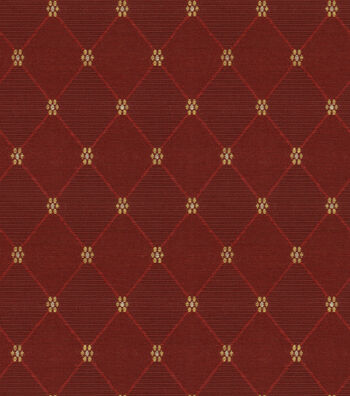 "Richloom Studio Home Decor Print Fabric 54""-Weston Merlot"