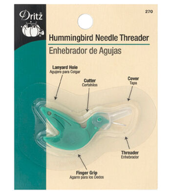 Dritz® Hummingbird Needle Threader