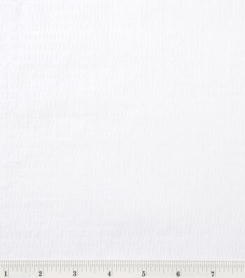 """Tutti Fruitti Fabric 44""""-Solid White"""