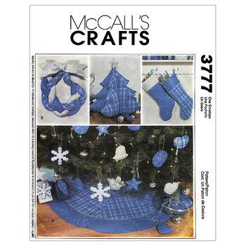 McCall's Crafts Seasonal Crafts-M3777