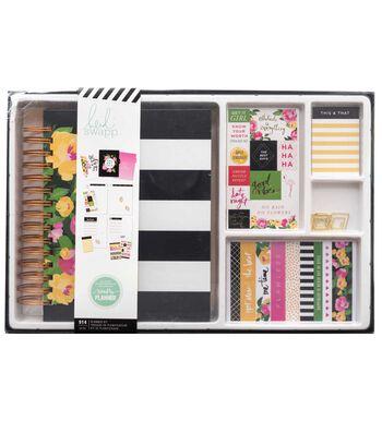 Heidi Swapp Fresh Start Classic Memory Planner Box Kit