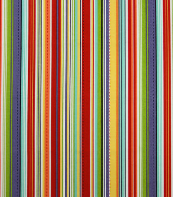 "Solarium Outdoor Canvas Fabric 54""-Southport Multi"
