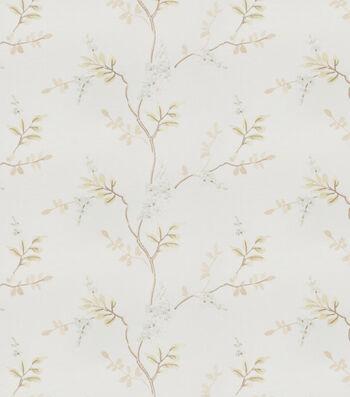 "Eaton Square Print Fabric 51""-Rosehips/Opal"