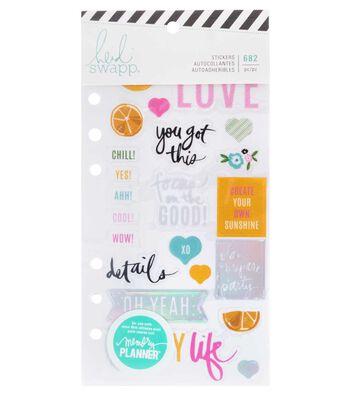 Heidi Swapp® Fresh Start Cardstock Stickers-Play