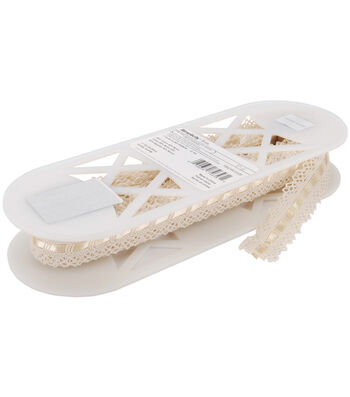 Spider Cluny Lace-Natural