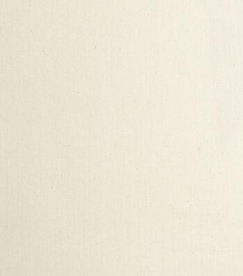 "Roc-Lon Lining Fabric 54""-Organic Muslin/Natural"
