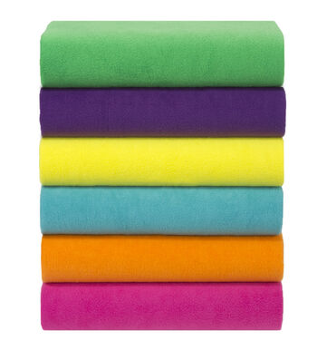 Anti Pill Fleece Fabric 58''-Solids
