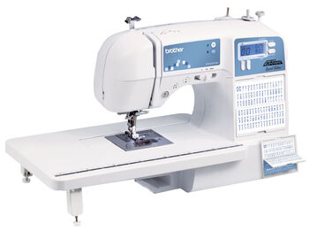 Brother XR9500 Project Runway ™ Computerized Sewing Machine