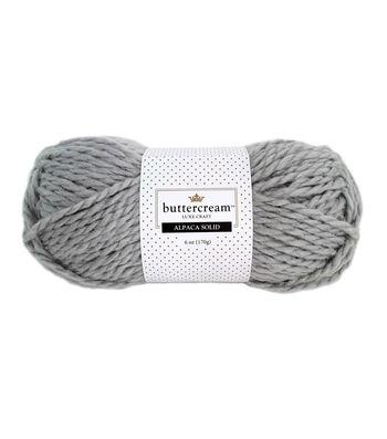 Buttercream™ Luxe Craft Alpaca Solids Yarn