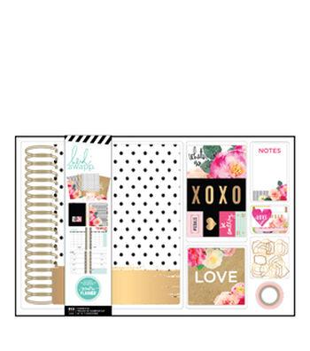 Heidi Swapp Memory Planner 9 Pack 13 7.5''x8.5'' Box Kit-Spiral
