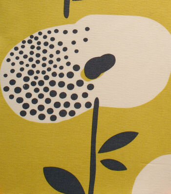 """Alexander Henry Cotton Fabric 44""""-Tribeca Chartreuse"""