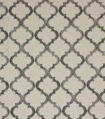 "Hudson 43 Print Fabric 54""-Elevate Greystone"