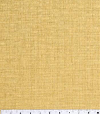 """Solarium Solid Fabric 54""""-Rave Lemon"""