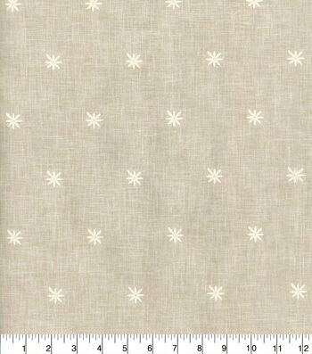Ellen DeGeneres Embroidery Fabric 54''-Parchment Sunset Embroidery