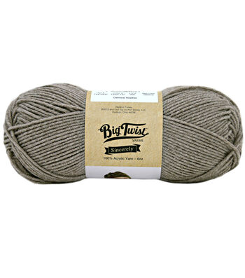 Big Twist™ Collection Sincerely Yarn