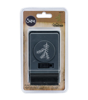Sizzix® Tim Holtz® Large Paper Punch-Large Pine