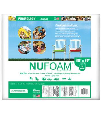 """NuFoam™ Pad - 15""""x17""""x1"""" thick"""