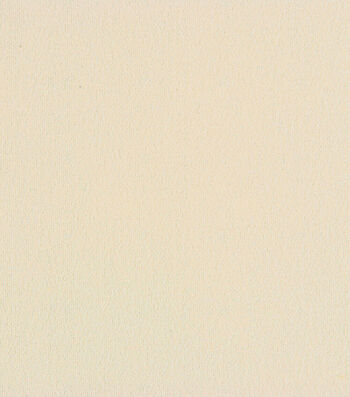 """Crypton Solid Fabric 54""""-Suede Ivory"""