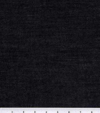 Sew Classics Stretch Denim Fabric 52''-Black