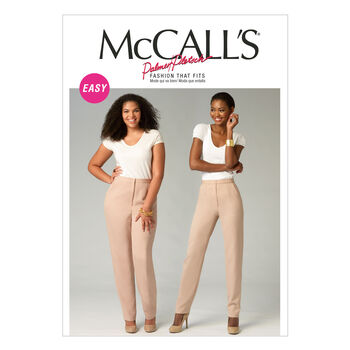 McCall's Misses Pants-M6901