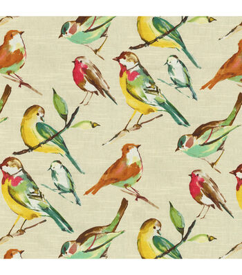 "Richloom Studio Print Fabric 57""-Lisette Meadow"