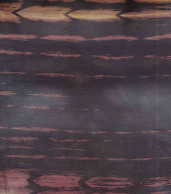 Silky Prints Tie Dye Rayon Fabric-Black/Gray
