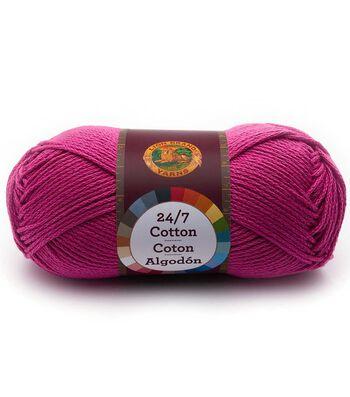 Lion Brand® 24/7 Cotton Yarn