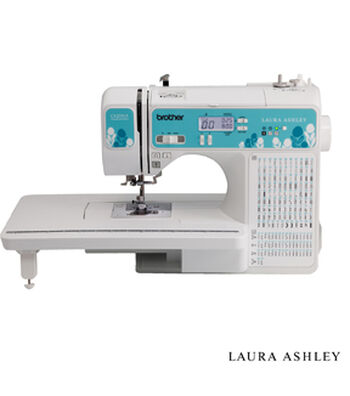 Brother Laura Ashley® Computerized Sewing & Quilting Machine