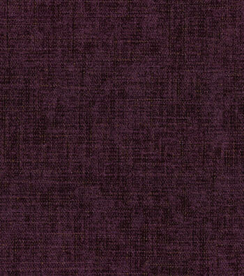 "Richloom Studio Upholstery Fabric 55""-Walker Grape"